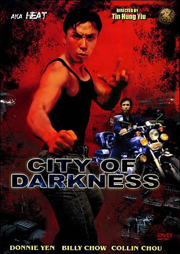 City of Darkness movie poster, 1999, Actor: Donnie Yen Chi-Tan, Hong Kong Film