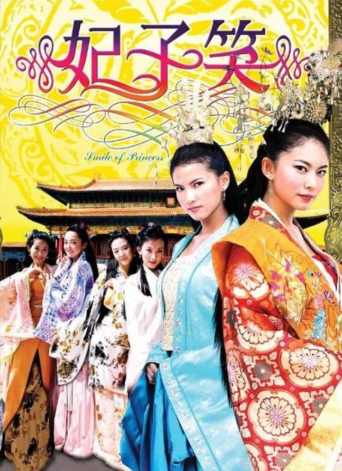 Actress: Race Wong Yuen-Ling, Hong Kong Film, The China's Next Top Princess Movie Poster, 2005