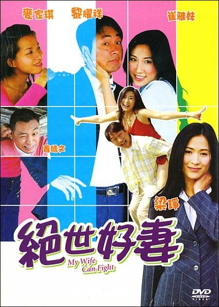 My Wife Can Fight Movie Poster, 2006, Teresa Mak