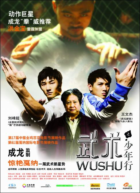 Wushu Movie Poster, 2008, Actor: Sammo Hung Kam-Bo, Hong Kong Film