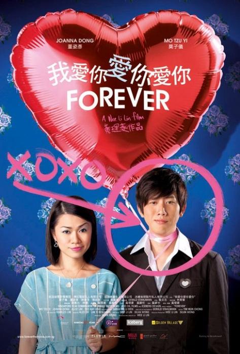 Forever Movie Poster, 2011