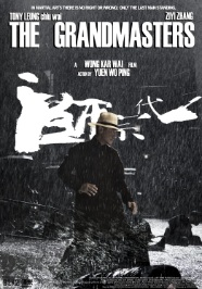 The Grandmasters Movie Poster, 2011