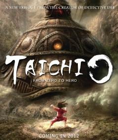 Tai Chi 0 Movie Poster, 2012