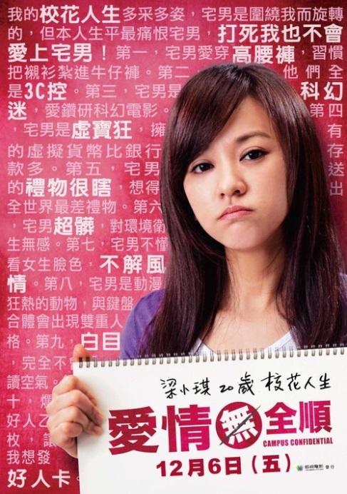 Campus Confidential Movie Poster, 2013