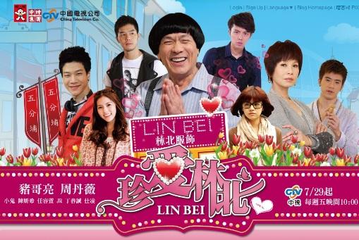 Lin Bei Poster, 2011